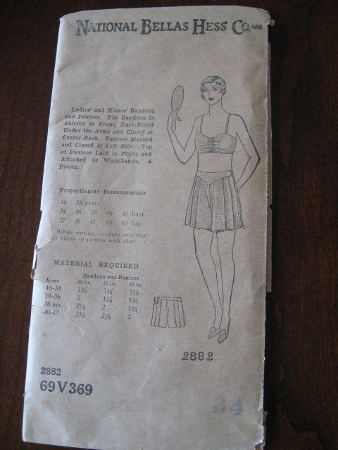 baa928c4a6 Vintage Swimsuit