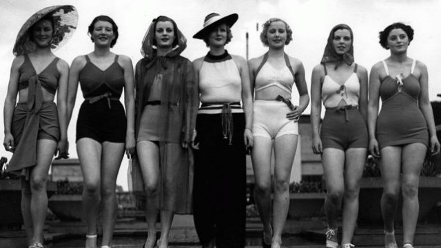 f8dfac4e092 Vintage Swimsuits | Retro Swimwear & Bathing Suits | Vintage ...