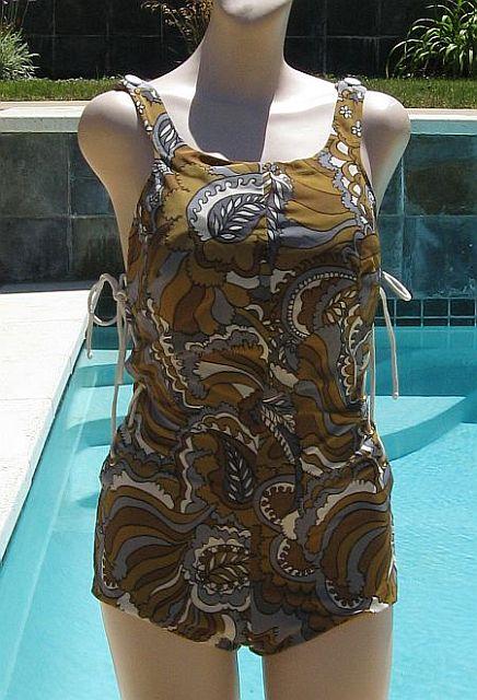 afcbd904dc8 Womens Vintage Swimsuits | Retro Bathing Suits | 1960s - 1990s